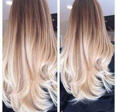 Bild via We Heart It https://weheartit.com/entry/151617005/via/29632018 #blonde #hair