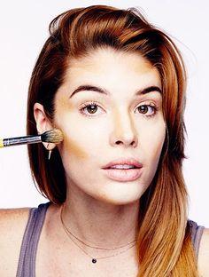 How To Contour Your Face: A Celeb Makeup Artist Spills