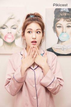 [PICS] 190607 Pikicast update with 💘 South Korean Girls, Korean Girl Groups, Jeon Somi, Elegant Wedding Hair, Ulzzang Girl, Korean Beauty, Korean Singer, Kpop Girls, Wedding Hairstyles