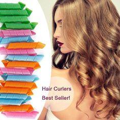 #1 Selling Hair Curlers