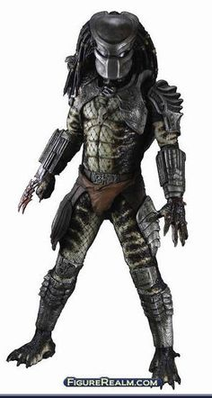 Great sale information Online Neca Predators Series 6 - Scout Predator Action Figure Alien Vs Predator, Predator Costume, Predator Series, Predator Action Figures, Predator Movie, Predator Alien, Predator Figure, Predator Helmet, Star Citizen