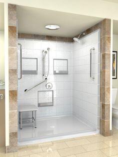 Requirements For An Accessible Bathroom The Suite Pinterest - Handicap bathroom fixtures