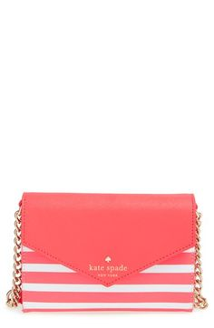 This kate spade new york 'fairmount square - monday' crossbody bag is so much cuter than any actual Monday.