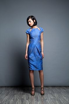 Lela Rose Resort 2013 Fashion Show - Kelsey Rogers