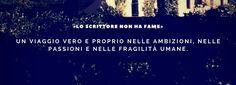 """[libri] - """"Lo scrittore non ha fame"""" di Maria Letizia Putti (segnalazione uscita)"""