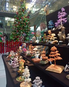 My trees at the My trees are a little smaller than the display supplied by Taverham Nursery Centre! Link in bio! Wire Art Sculpture, Tree Sculpture, Sculptures, Copper Wire Art, Bonsai Wire, Wire Trees, Metal Tree, Wire Crafts, Wire Wrapped Pendant