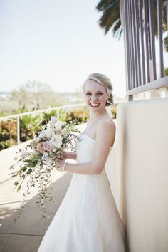 My wedding! I love my flowers