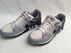 Vintage Nike AIR STAB Mens Athletic Shoes Size 12 #Nike #AthleticShies