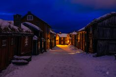 Nordic Fairytale Town by Cinematic Photography on 500px