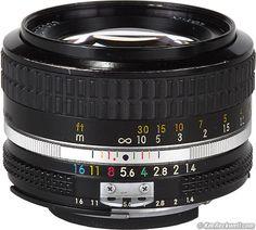 Nikon Lens Technology