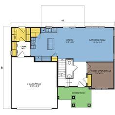 Wausau Homes Hood River Floor Plan | Wausau Homes | Pinterest | Hoods,  Rivers And Future House