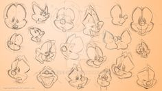 Animaniacs expressions practice by Angi-Shy on DeviantArt