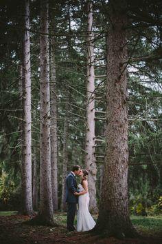 woodsy wedding | tiffanyjoyphoto.com