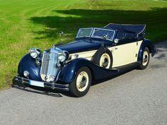 1938 Horch 853 Sportcabriolet