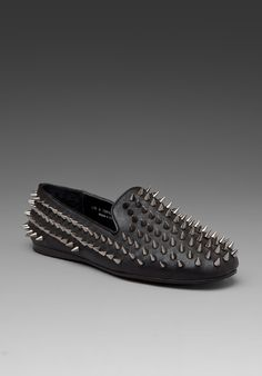 $165USD  UNIF Hell Raisers Flat in Black at Revolve Clothing - Free Shipping!