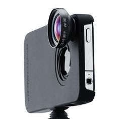 Ipro Lens System for iPhone 4 and 4S We have one...it's awesome.