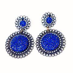 8e8b0b2af79 Encontre Brinco Com Pedra Azul Maravilhoso Super Em Alta Coisas E Tal no Mercado  Livre Brasil. Descubra a melhor forma de comprar online.