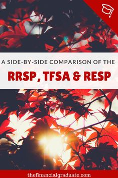 A simple, side-by-side comparison of the RRSP, TSFA & RESP. Three of Canada's most popular investment/savings accounts. Learn which account is best for you and your family. Investors Business Daily, Small Business Accounting, Investing For Retirement, Retirement Planning, Early Retirement, Retirement Funny, Retirement Pictures, Investing In Stocks, Investing Money
