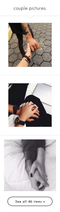"""couple pictures."" by certified-fangirl13 ❤ liked on Polyvore featuring couples, pictures, backgrounds, photos, relationships, instagram, love, pictures. and pretty people"