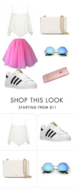 """""""It's my birthday"""" by jonelle2003 on Polyvore featuring adidas and Tory Burch"""