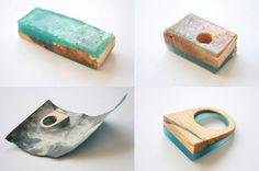 Como fazer bijuterias de madeira