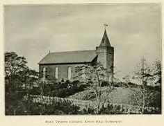 Holy Trinity Anglican Church, was the first inland church in Australia. It was built in 1835