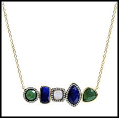 (via Jewelry gift guide: $100 – $250. - Diamonds in the Library : Diamonds in the Library)