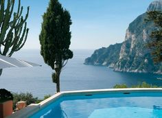 Escape to the luxury Punta Tragara in Capri