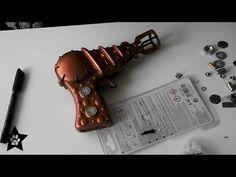 Tutorial pistola steampunk - http://steampunkvapemod.com/tutorial-pistola-steampunk/