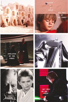 Found this gem on Facebook. Anakin's life goes full-circle, of course in the saddest of ways.