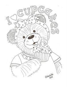 I_heart_cupcakes_PDF0004/RETIRADO DA NET by flavia_sm1963, via Flickr