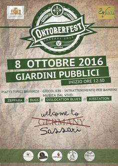 Oktoberfest Sassari (08 Ottobre 2016)