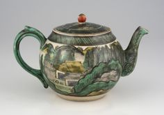 Teapot and Lid Artist/maker unknown, Japanese Early 20th century