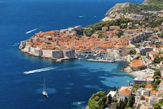 Drive along the scenic Dalmatian Coast from Split or Trogir to Dubrovnik, and enjoy a full-day tour exploring one of the most remarkable medieval walled cities in the world. See the Rector's Palace, St. Yacht Charter Croatia, Visit Croatia, The Cloisters, Walled City, Medieval Town, All Inclusive, Luxury Yachts, Filming Locations, Day Tours