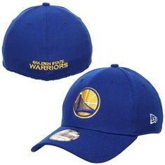 34e723567060a Men s Golden State Warriors New Era Royal 39THIRTY Flex Hat