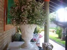Arranjo Floral em 5 Minutos - YouTube