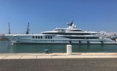 John Staluppi's Latest Super Yacht 2018along the 007 James Bond theme SPECTRE James Bond Theme, Super Yachts, Statue Of Liberty, Travel, Statue Of Liberty Facts, Luxury Yachts, Viajes, Statue Of Libery, Destinations