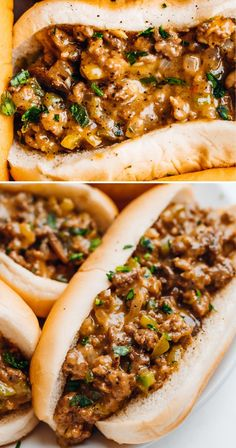 Ground Beef Recipes For Dinner, Dinner With Ground Beef, Easy Dinner Recipes, Easy Meals, Dinner Ideas With Hamburger, Leftover Ground Beef Recipe, Ground Beef Mushroom Recipe, Recipes Using Ground Beef, Hamburger Meat Recipes Easy