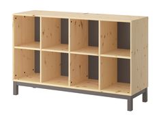 IKEA NORNÄS — the solid wood EXPEDIT alternative for DJs - http://djworx.com/ikea-nornas-solid-wood-expedit-alternative-djs/