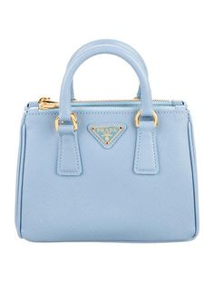 Prada Saffiano Mini Galleria Bag w/ Tags
