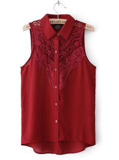 Lace Crochet Vest$36.  Enjoy 25%OFF for the coming Mother's Day! http://www.udobuy.com/article.php?id=44