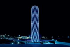 Tower of Ring (2012) Tianjin, China. Eastern Design Office.