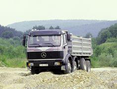 Mercedes-Benz 3535 K Meiller-Kipper (SK) '1988–94