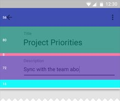 The Material Design responsive layout grid adapts to screen size and orientation. This UI guidance includes a flexible grid that ensures consistency across layouts. Ui Ux Design, Interface Design, User Interface, Google Design Guidelines, Google Material Design, Open Source Code, Ui Elements, Good To Know, Layout