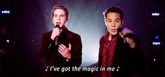 "All his cheesy stares are perfect. | 15 Reasons Jesse From ""Pitch Perfect"" Is The Boyfriend You Wish You Had"