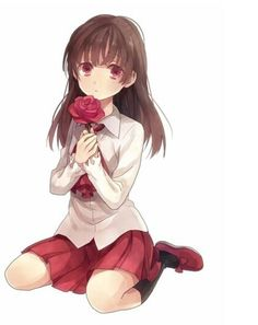 Shared by Lelei. Find images and videos about rose, anime girl and solo on We Heart It - the app to get lost in what you love. Maker Game, Rpg Maker, Ib And Garry, We Heart It, Ib Game, Mad Father, Rpg Horror Games, Anime Poses, Manga Illustration