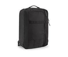 A TSA friendly backpack that transforms into a messenger.