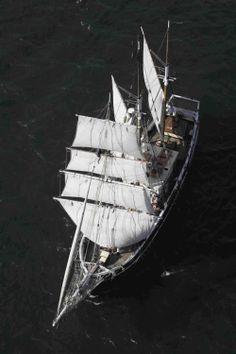 Tall Ship Southern Swan - Australia Day cruises sydney, Sydney Harbour ...