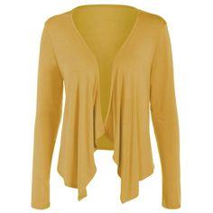 13.92$  Buy now - http://dizj5.justgood.pw/go.php?t=203639642 - Short Collarless Drape Cardigan 13.92$