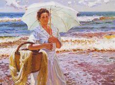 Juan Gonzalez Alacreu, 1937 ~ Impressionist painter